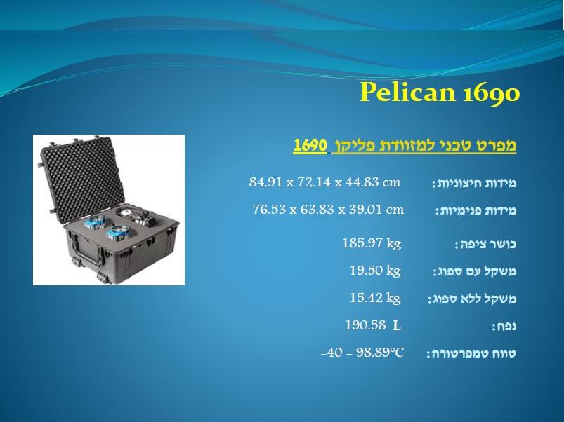 פליקן 1690 Pelican