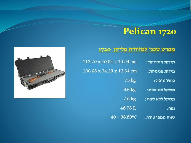 פליקן 1720 Pelican
