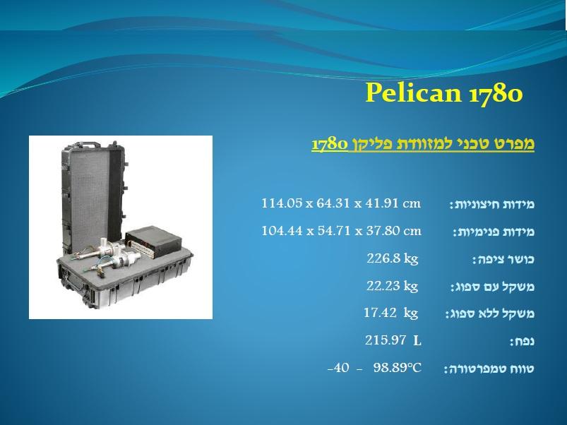 פליקן 1780 Pelican