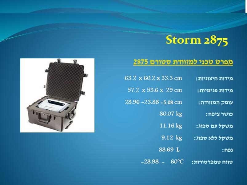 סטורם 2875 Storm