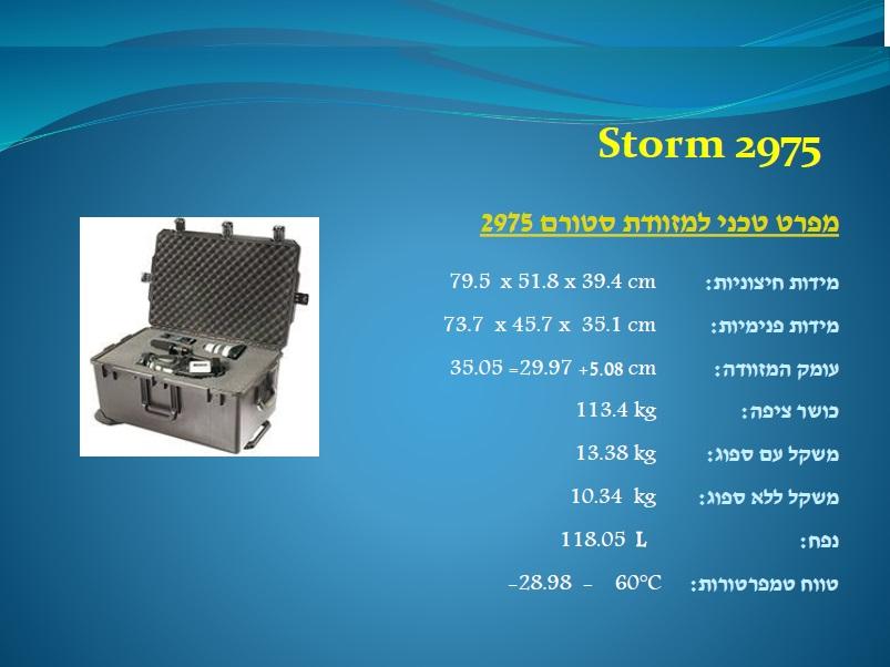 סטורם 2975 Storm